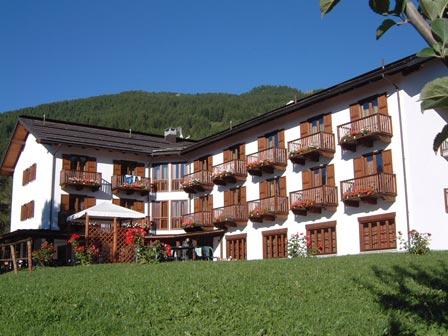 Park hotel gran bosco sauze doulx